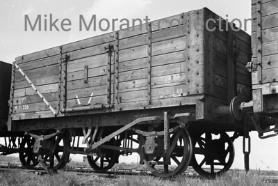 An LMSR 13 ton open wagon. [Mike Morant collection]