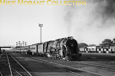 New Zealand Government Railways K class 4-8-4 no. 903 at Frankton Junction. [Mike Morant collection}