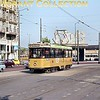 RETM Rotterdam tram no. 405 on lijn 11 to Spangen photographed in 1969.<br> [<i>Mike Morant collection</i>]
