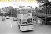 Bournemouth Corporation trolleybus<br> Fleet no.: 284<br> Registration: YLJ 284<br> Chassis: Sunbeam<br> Body: Weymann<br> Entered service: 11/59<br> Withdrawn: 4/69<br> Photo date: 7/65<br> [<i>Mike Morant collection</i>]