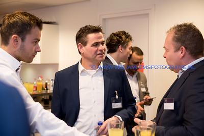 Linkedperfect Businessclub te gast bij van Wijnen