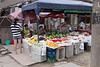 Market, Side Street, Hangzhou
