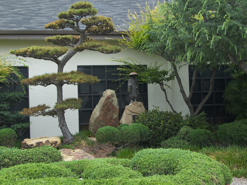 Temple Garden - Sawtelle District