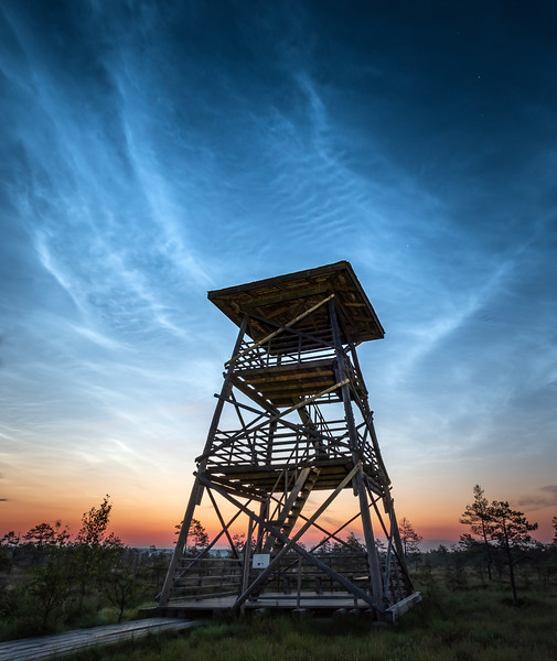 COSMIC TOWER