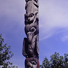 Beautiful example of Totem Pole Carving