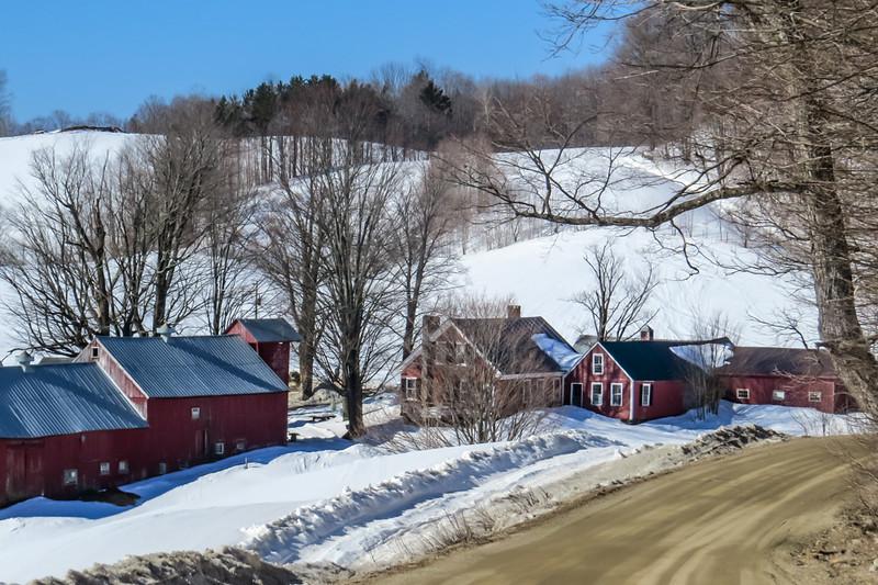 Jenne Farm, VT