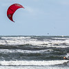 Wind Surfing, Sandy Point