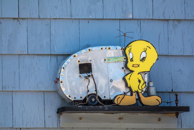Bird House, Perkins Cove Maine