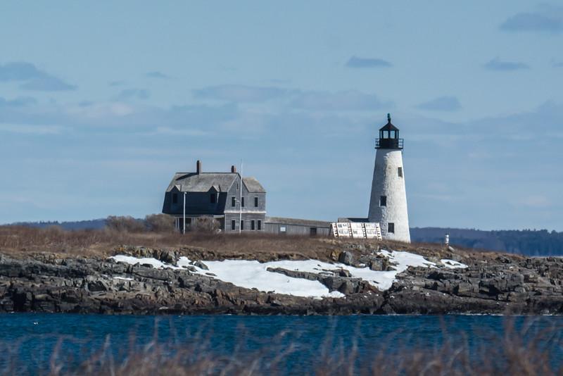 Lighthouse, Biddeford Me
