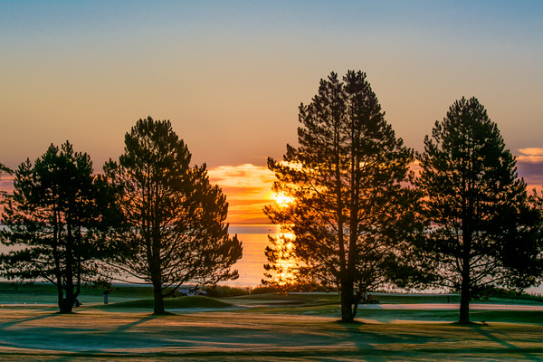 Sunrise,Rockport Me