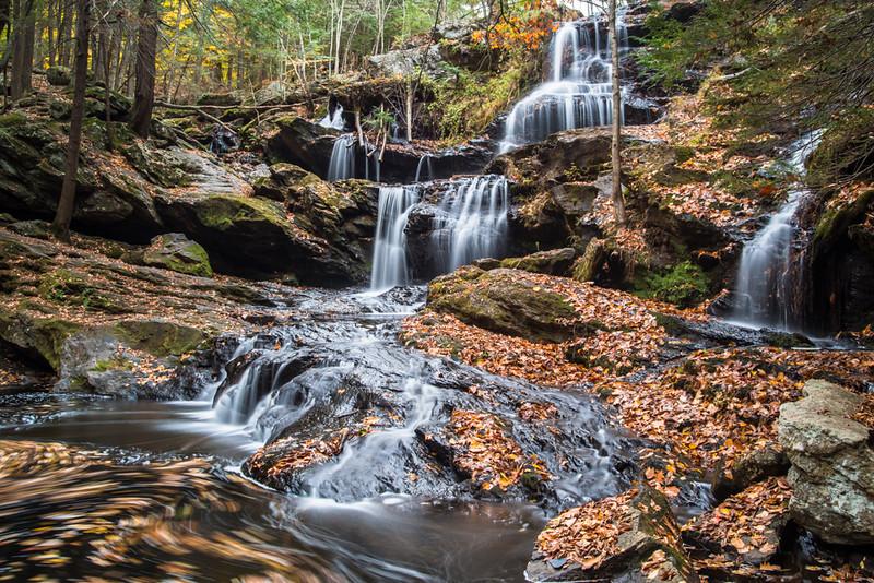Waterfall Wilton NH