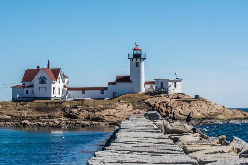 Eastern Point Lighthouse, Gloucester Ma