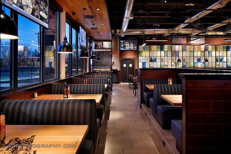 BJ's Restaurants, Warwick, Rhode Island, 4/30/18.