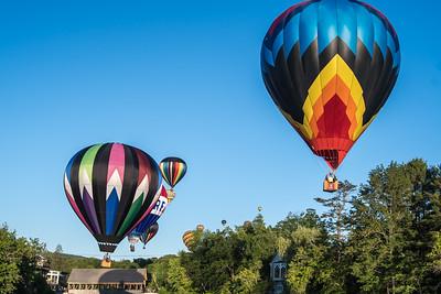 Quechee balloons