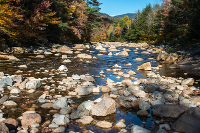 River in the White Mountains