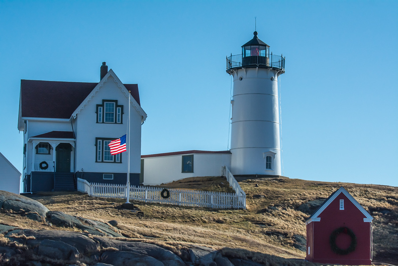 Nubble Point Light, Wells Maine