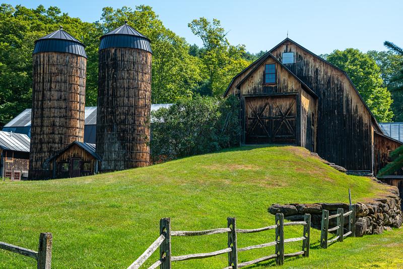 Hawk Gate Farm Pomfret Vt