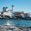 Nubble Point Lighthouse, York Me