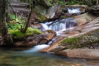 Waterfall,White Mountains NH