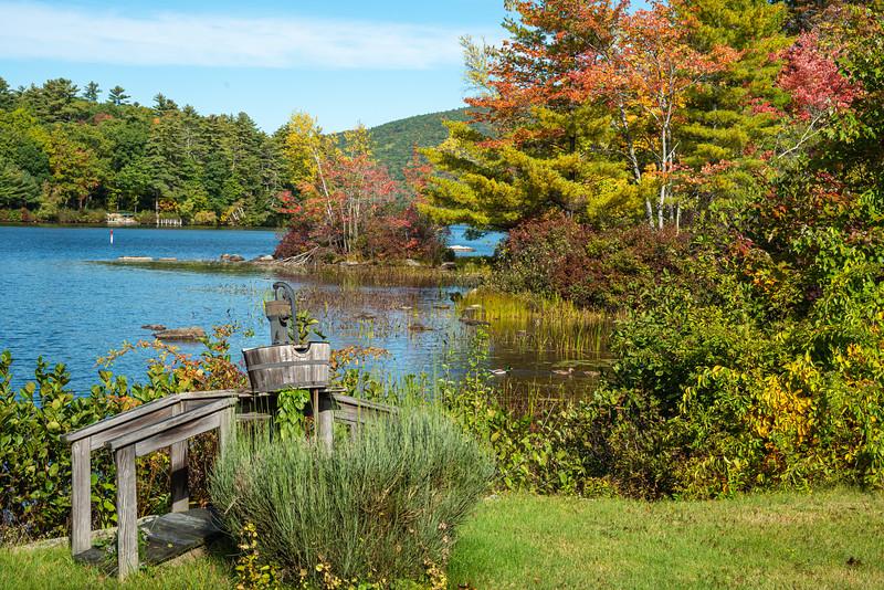 Kanasatka Lake,NH