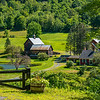Sleepy Hollow Farm, Pomfret Vt