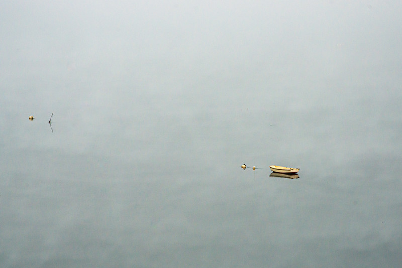 Lonely boat