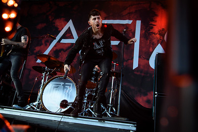 AFI Performs in Toronto, Canada