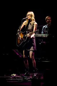 Aimee Mann Performs in Toronto