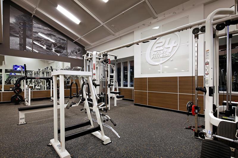 24 Hour Fitness Club #41-Alamo, CA, 5/2/19.