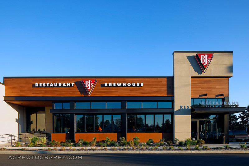 BJ's Restaurants - Albany, New York. 10/25/18.