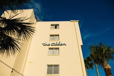 Alden Beach Resort Family Portraits Photos by St Pete Beach Photographer Kristen Sloan