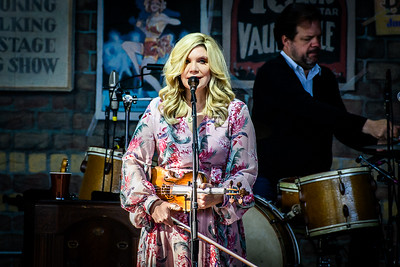 Alison Krauss Perform in Toronto