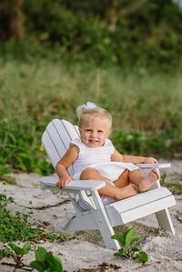 Anna Maria Island Florida Family Beach Portraits
