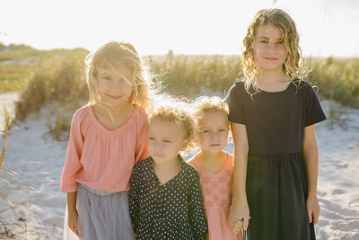 Anna Maria Family Photos at Bean Point