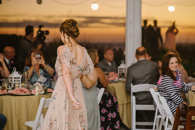 Anna Maria Island Florida Wedding Reception at the Sandbar Restaurant