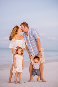 Anna Maria Island Florida Sunrise Family Photos