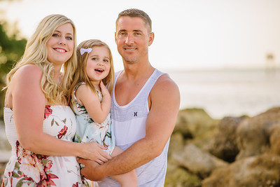 Anna Maria Island Family Photos