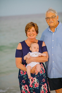 Anna Maria Island Sunrise Family Beach Photos
