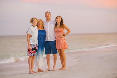 Sunrise Family Photos Anna Maria at Tortuga Inn