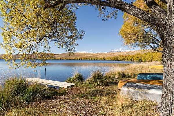 Lake Alexandrina - Mackenzie Country
