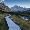 Hooker Valley track - Aoraki/ Mount Cook National Park