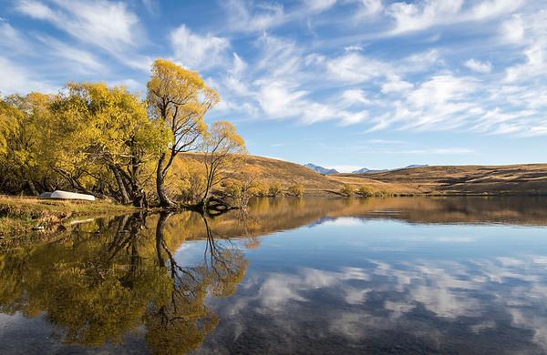 Lake McGregor  -  Mackenzie Country
