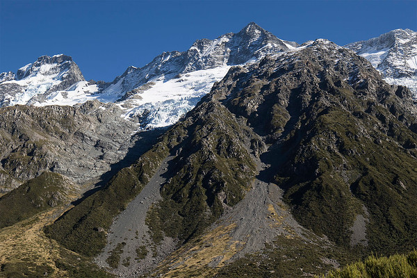 Mt Sefton  - Mt Cook National Park