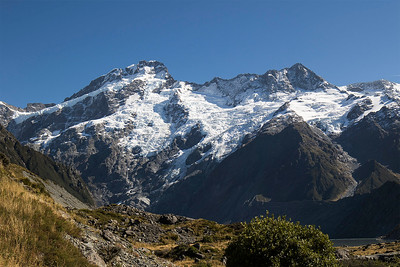Mt Sefton at Mt Cook National Park