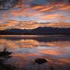Sunrise  -  Lake McGregor,  Mackenzie Country