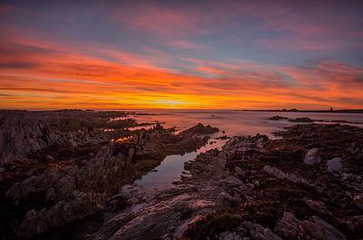Sunrise, Kaikoura NZ
