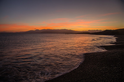 Sundown, South Bay Kaikoura