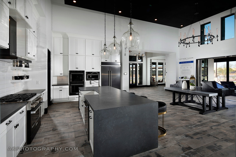 Archer Meadows Clubhouse by Meritage Homes, San Tan Valley, AZ, 85140