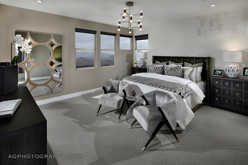 Arden Models at Inspirada by Pardee Homes, Henderson, NV, 4/21/2
