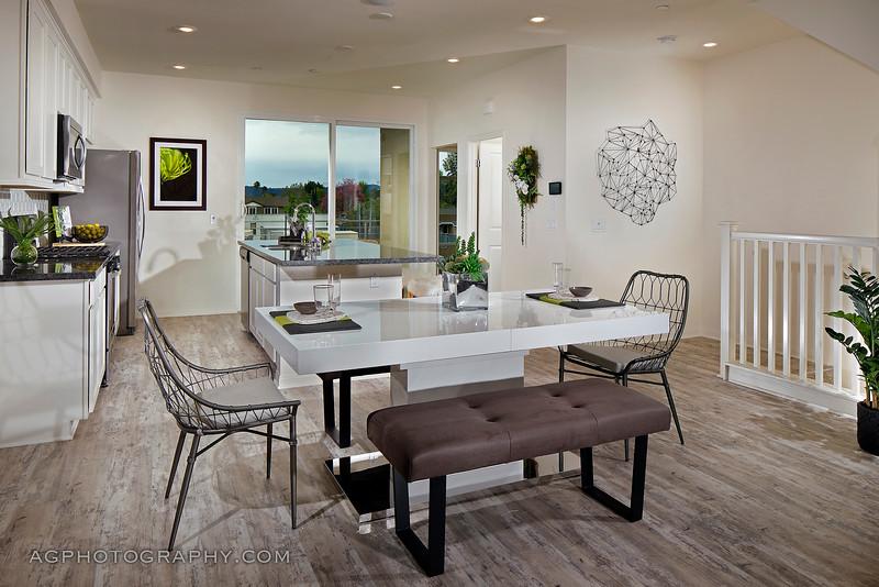 Ashton Models by Meritage Homes, Winnetka, CA, 4/5/19.